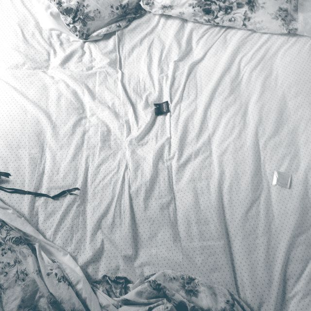 image: #20 Olivia Paradise | My Unmade Bed by alvarodols