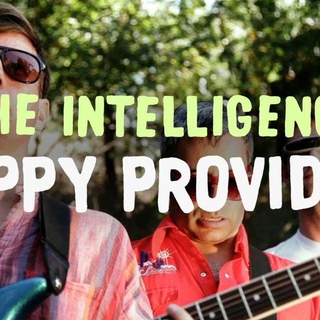 "video: The Intelligence - ""Hippy Provider"" by holycuervo"