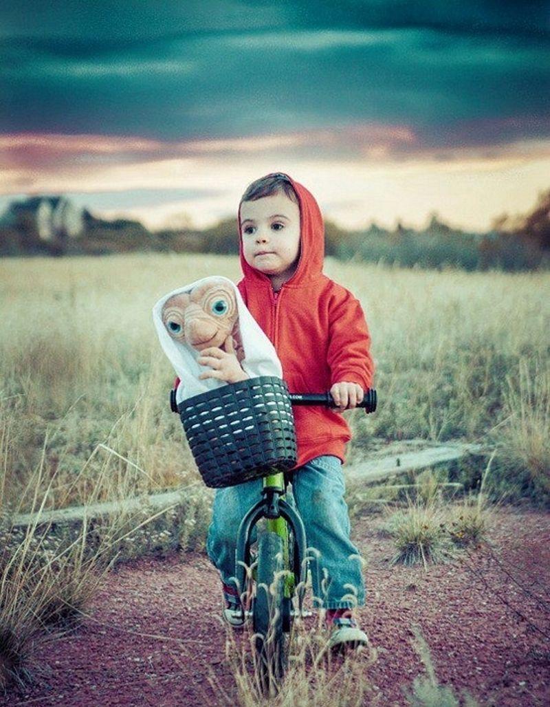 image: Coolest kid ever!! by saezlucas