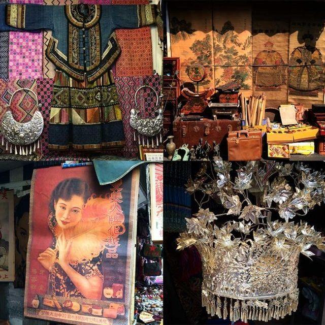 image: Flea Market Shangai by veronik