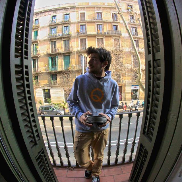 image: DJ Pla in Barcelona by eqixclothing