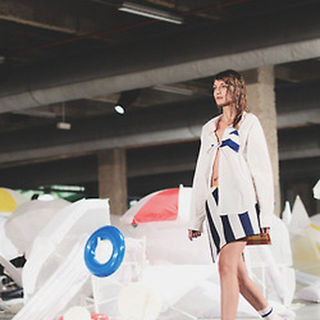 image: BACKSTAGE PFW S/S 2015 JACQUEMUSPhotos by Caroline... by freshwhite