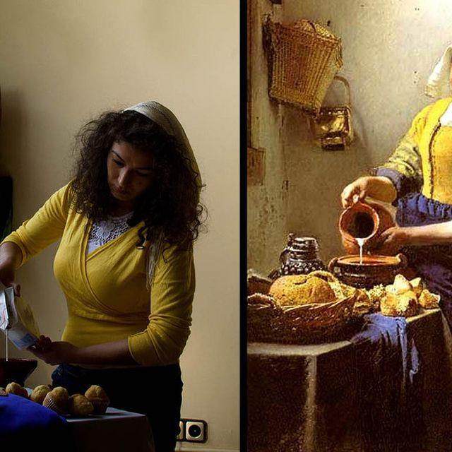 image: La otra mirada de Vermeer by lefrere