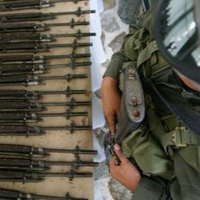 post: Comercio Internacional de Armas by betterworld