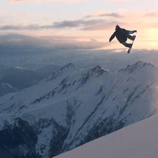 video: CHAMäLEON - A Snowboard Film - TRAILER by sarahsf