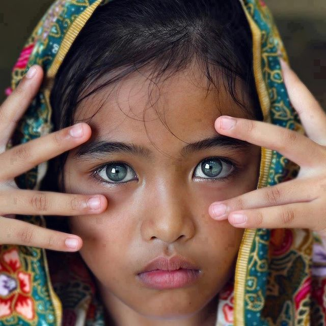 image: the eyes are the window to the soul by ingridfabre