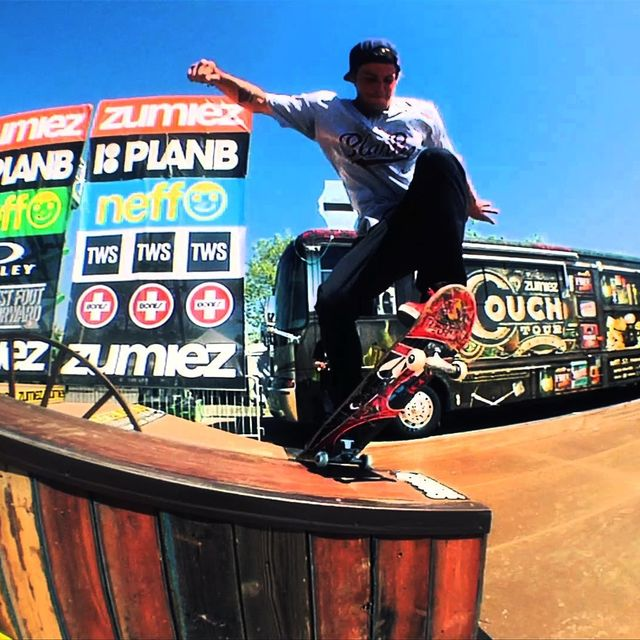 video: Sheckler Sessions - Plan B - Episode 1 by boton