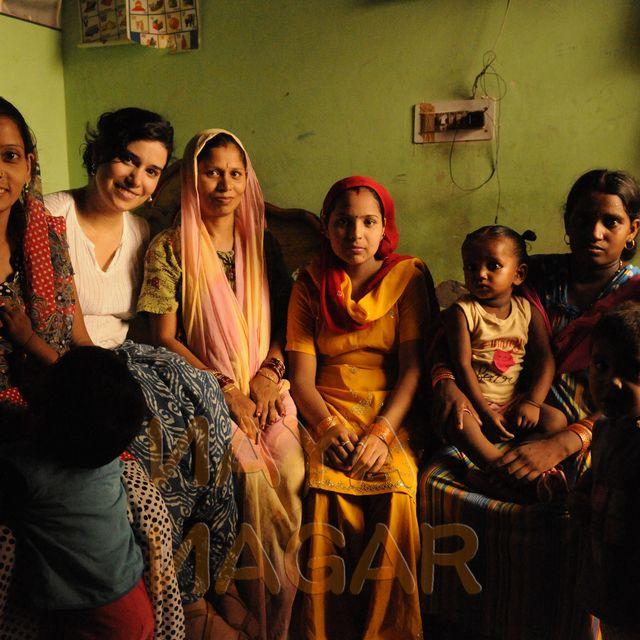 image: At Parmila's home by nayanagar