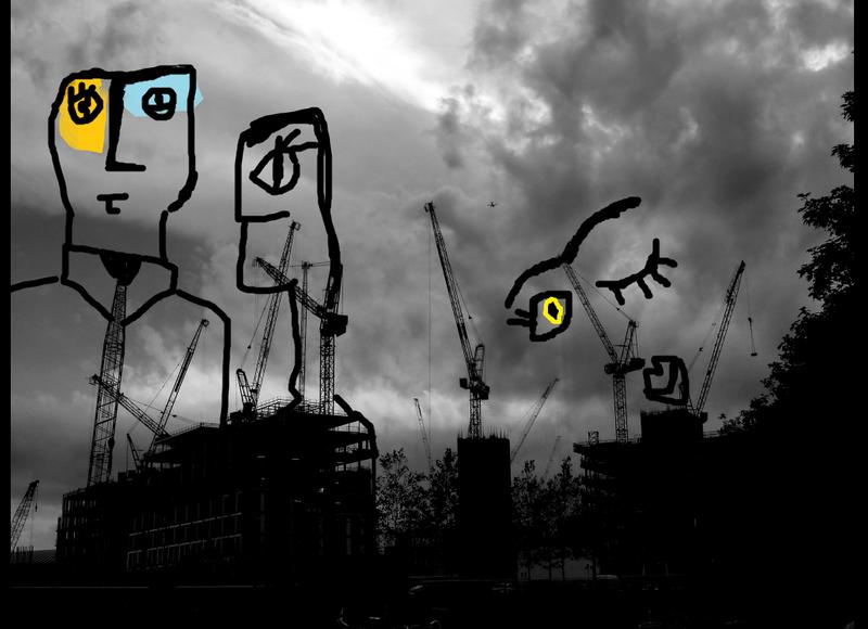 image: London faces by alpolvolunar