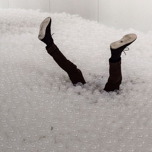 image: THE BEACH by @Snarkitecture is currently in Bangkok @centralembassy by danielarsham