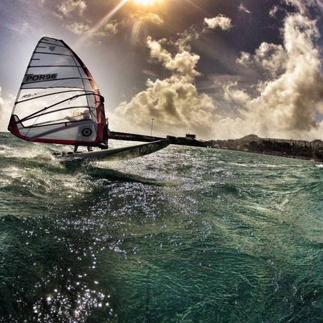 image: Madeira Windsurfing by Guilherme Marques by gonzalobandeira