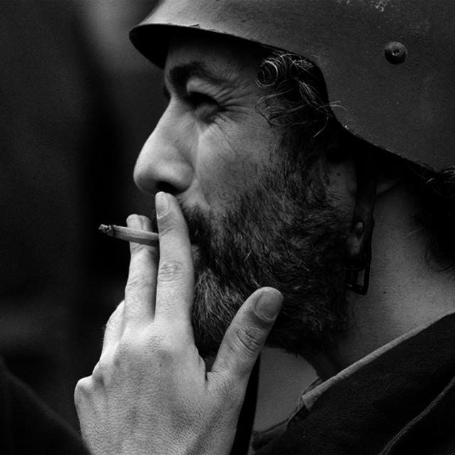image: WAR III by helenablanch_