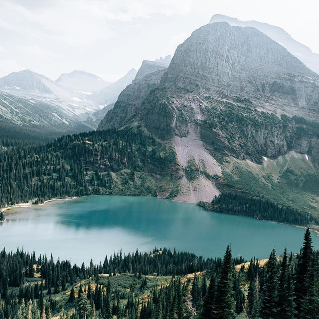 image: Close to heaven, but still on earth. Mountains make me... by lostintheforrest