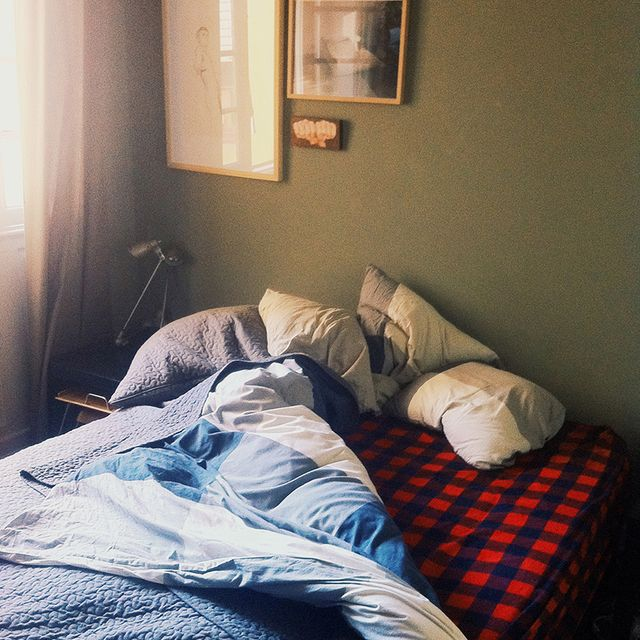 image: #15 Júlio Dolbeth | My Unmade Bed by alvarodols