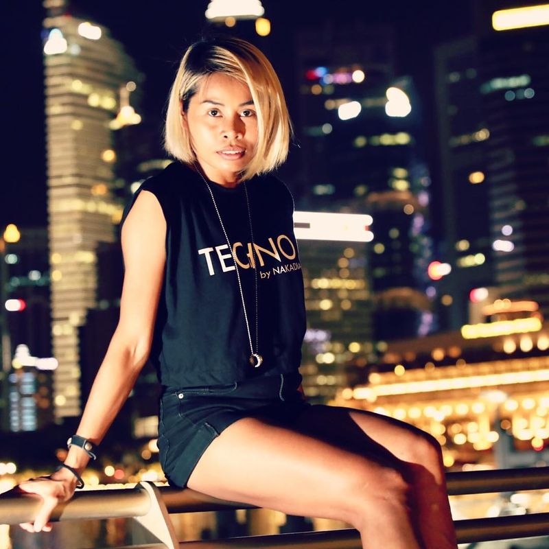 image: #Techno #Singapore #marinabay by nakadia_music