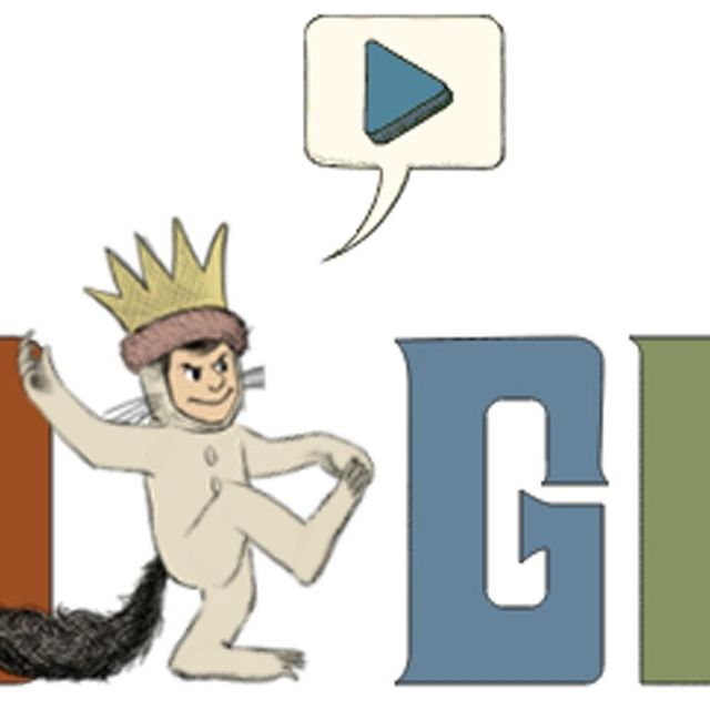 video: Maurice Sendak Google Doodle by leolo