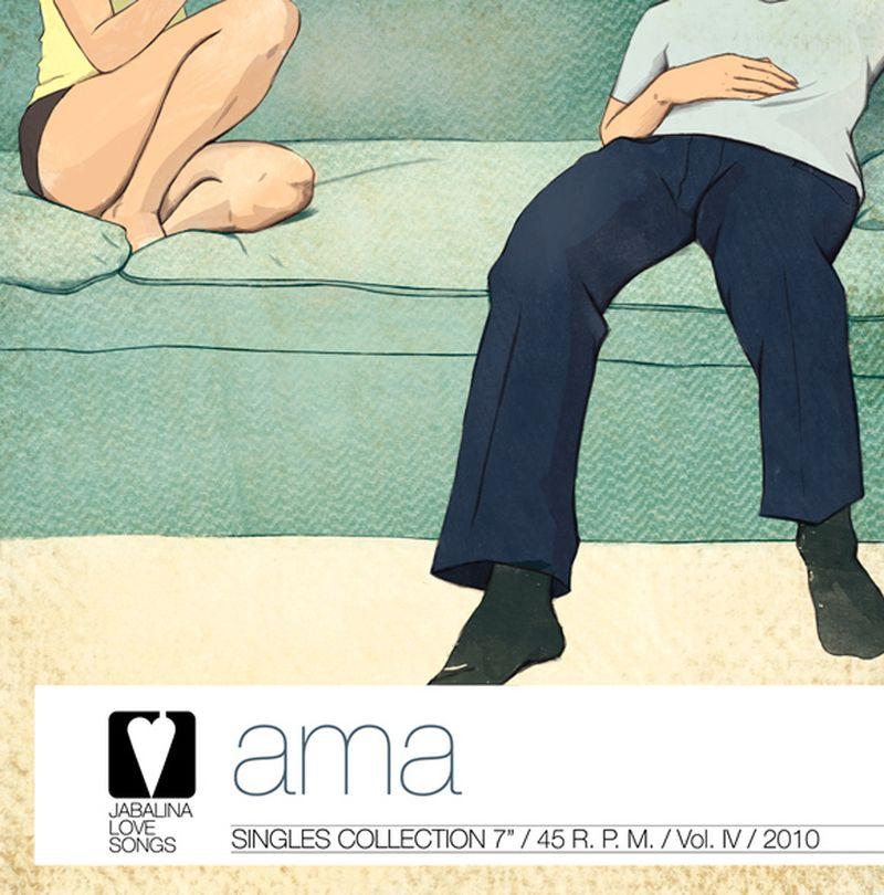 image: Jabalina Love Songs Vol. IV, V & VI by maria_castello
