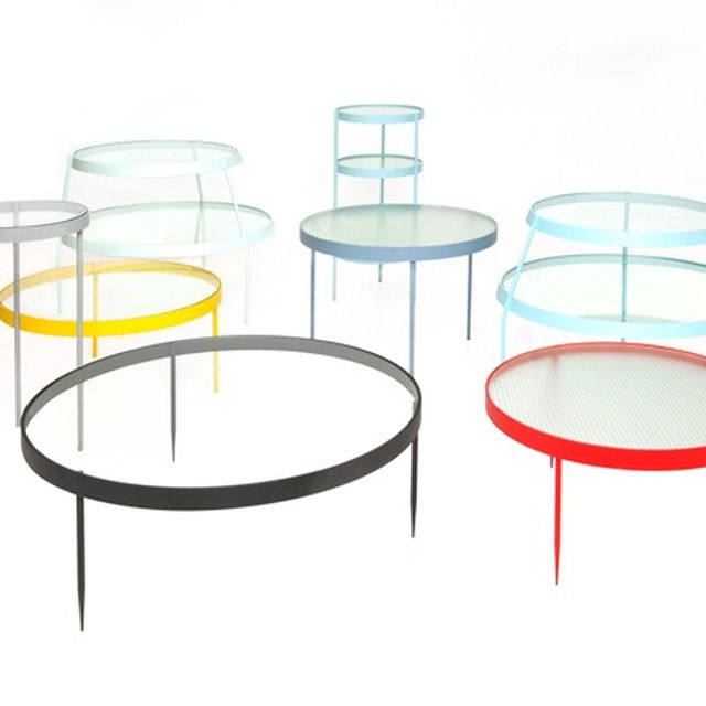 image: 'PINA' Side Tables | Schneider Colao by martinvazquez