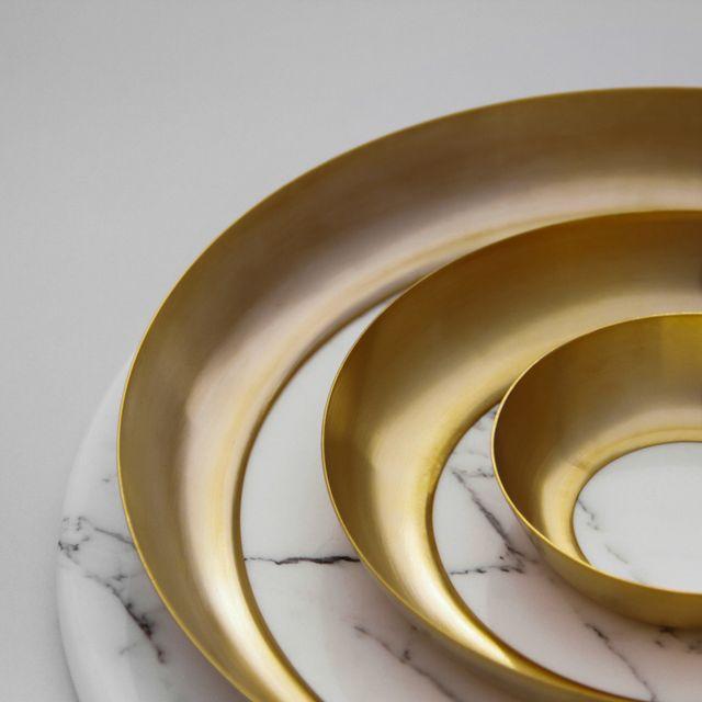 image: Jewelry Inspired Tableware by Sayar & Garibeh by andreagenova