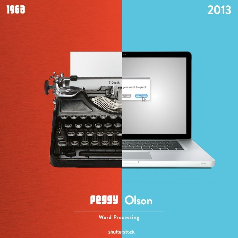 image: Peggy - mad men 2013 by jbhortas