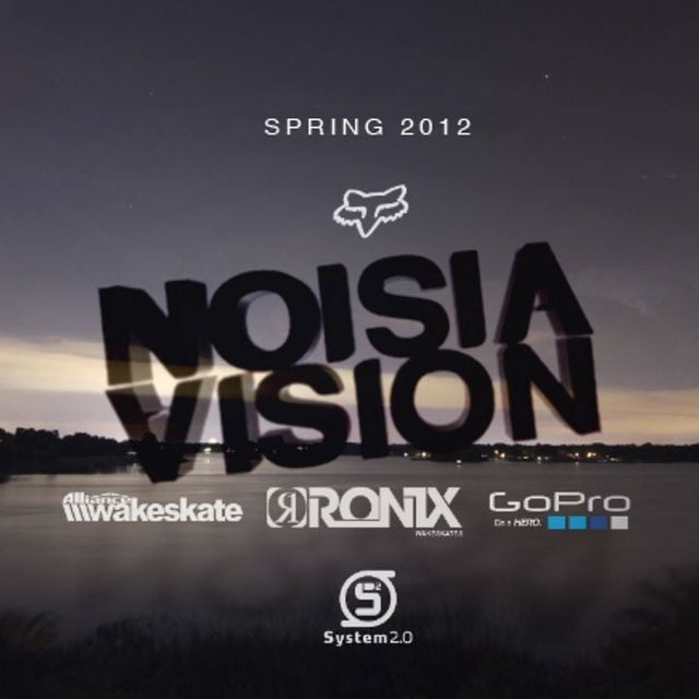 video: NOISIA VISION Teaser by chus_asensio