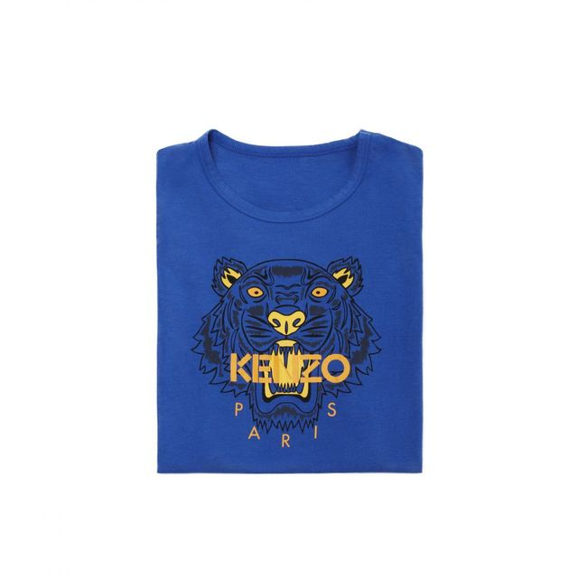 image: KENZO TIGER HEAD T-SHIRT by annaponsalopez