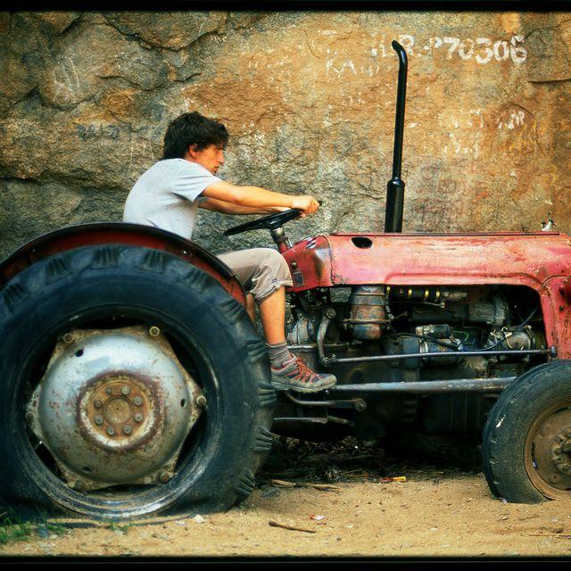 image: Tractor Racing by jordanmorton
