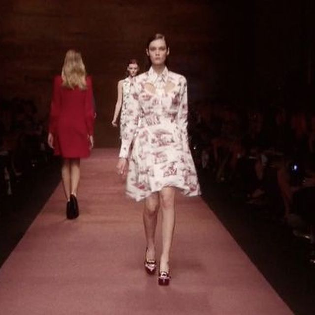 video: Carven Women's Summer 2013 show by nvm