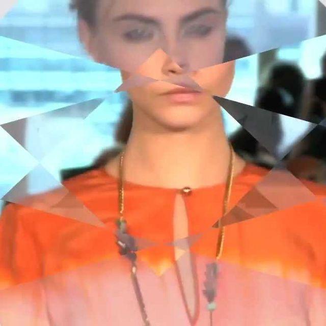video: London Fashion Week Autumn / Winter 2013: LFW AW13 by paluitaontherocks
