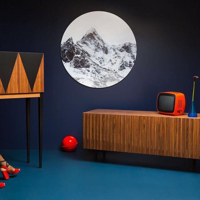 image: Watching the moon landing  by aleksandrakingo