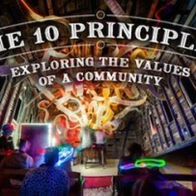 post: The 10 Principles of Burning Man   Burning Man by estad