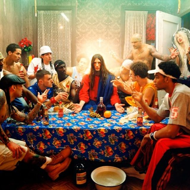 image: LAST DINNER BY Lachapelle by jbhortas