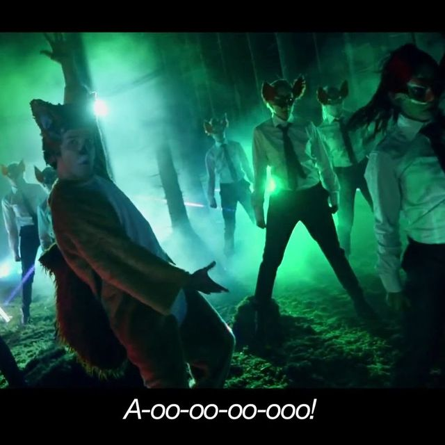 video: Ylvis - The Fox (What Does the Fox Say?) by annable
