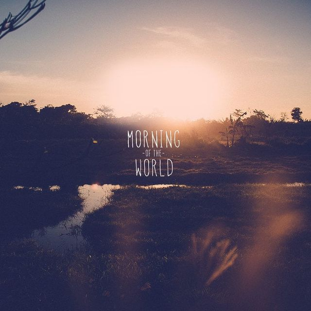 video: Morning of the World by juansh
