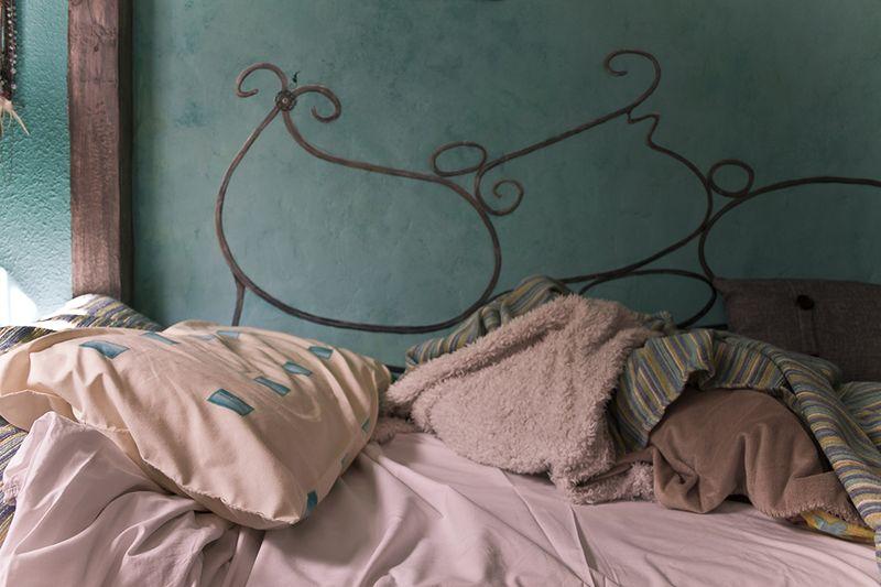 image: #7 Diana Jungle   My Unmade Bed by alvarodols