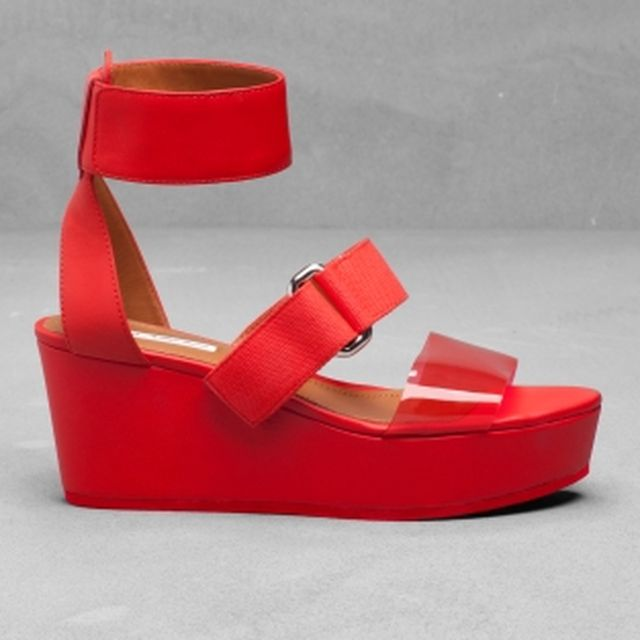 image: & Other Stories Wedge Sandals by mjota