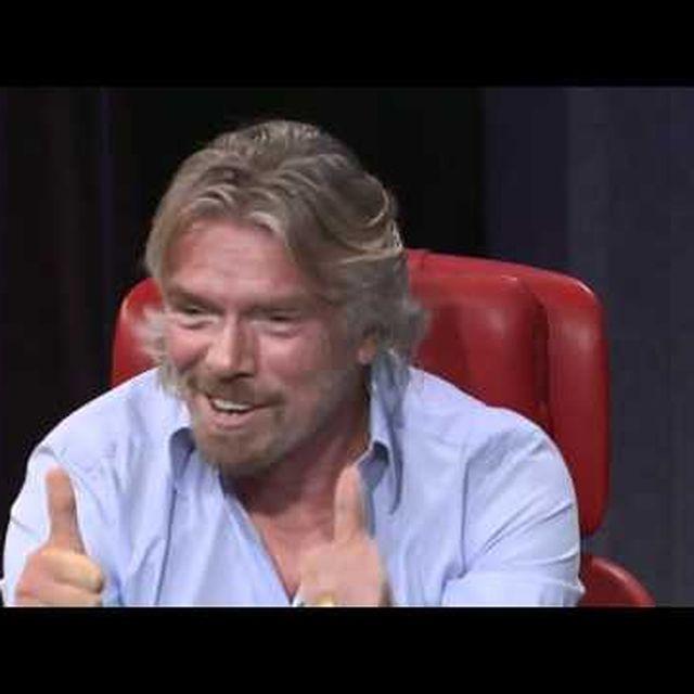 video: Richard Branson by free-genius