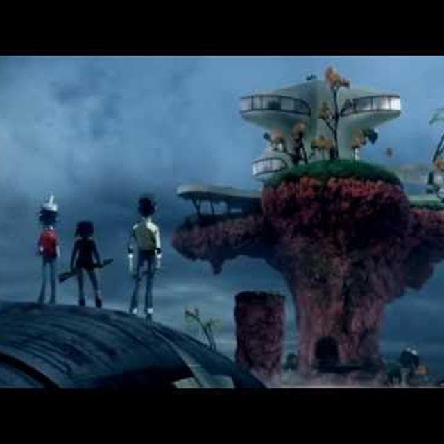 video: Gorillaz - On Melancholy Hill by sun