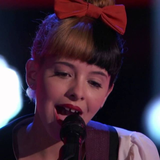 video: Melanie Martinez - TOXIC (Britney cover) by pablocurto