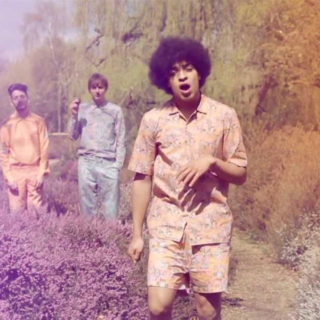 video: Childhood - 'Solemn Skies' (Official Video) by ales