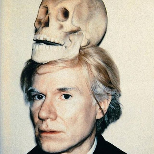 image: #andywarhol  @interviewmag by artpsycho
