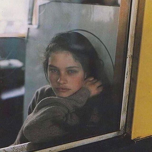 image: Lonneke Engel for Jigsaw AW 96/97 @juergentellerfashionpage by juergenteller