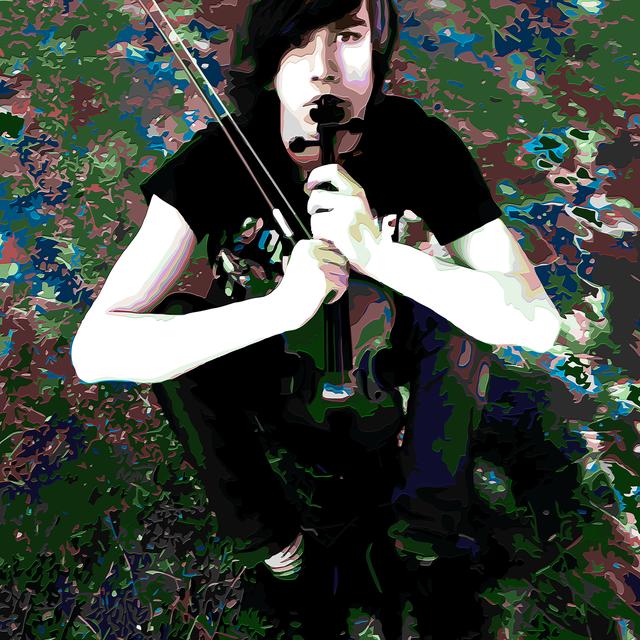 image: El Violinista 1 by ivankorsario