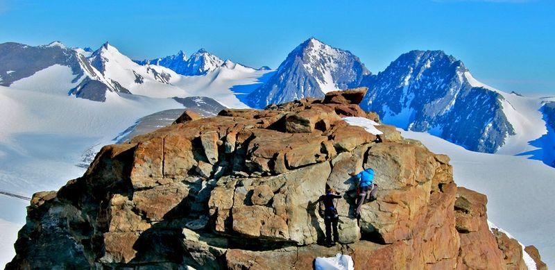 image: Climb Antartica by herbert-nitsch