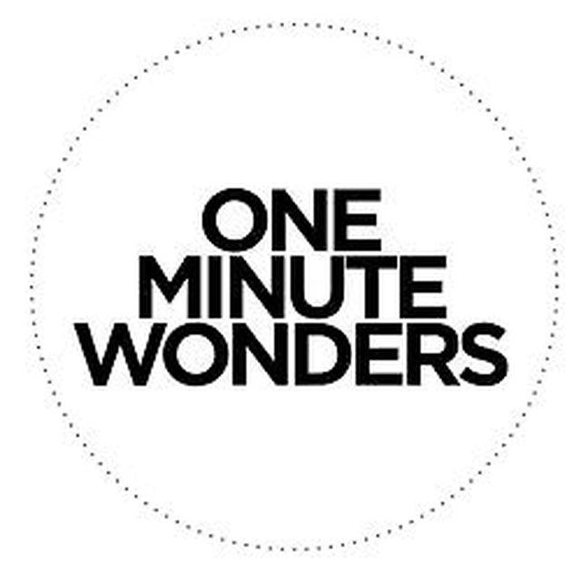 post: One Minute Wonders on Vimeo by alvarozamacola