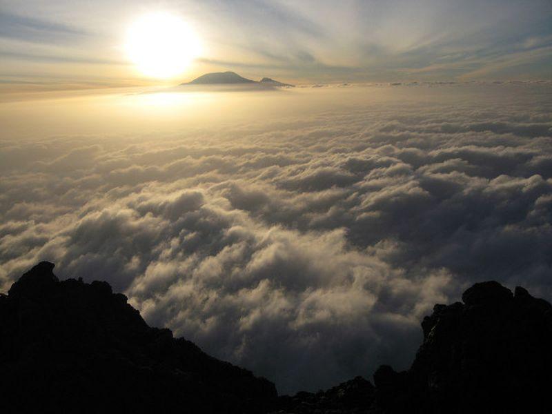 image: Climbing Mount Kilimanjaro by larsson