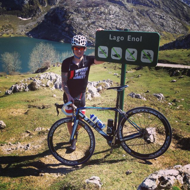 image: DE NUEVO LUANCO-LAGOS DE COVADONGA  WHERE IS THE LIMIT? by inakijay