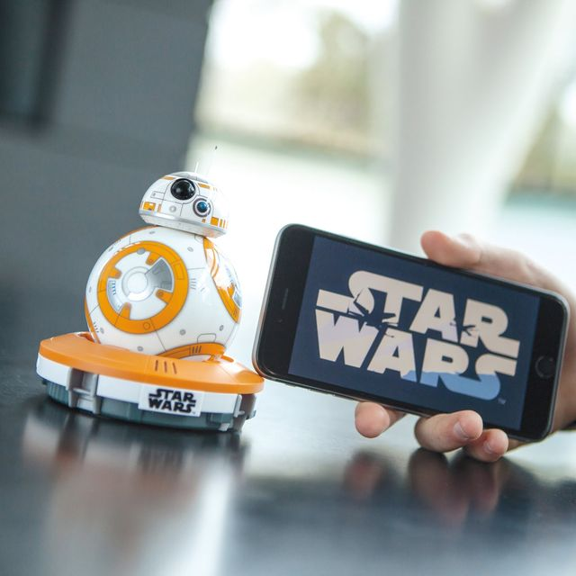 video: BB-8 App-Enabled Droid | Built by Sphero by jason