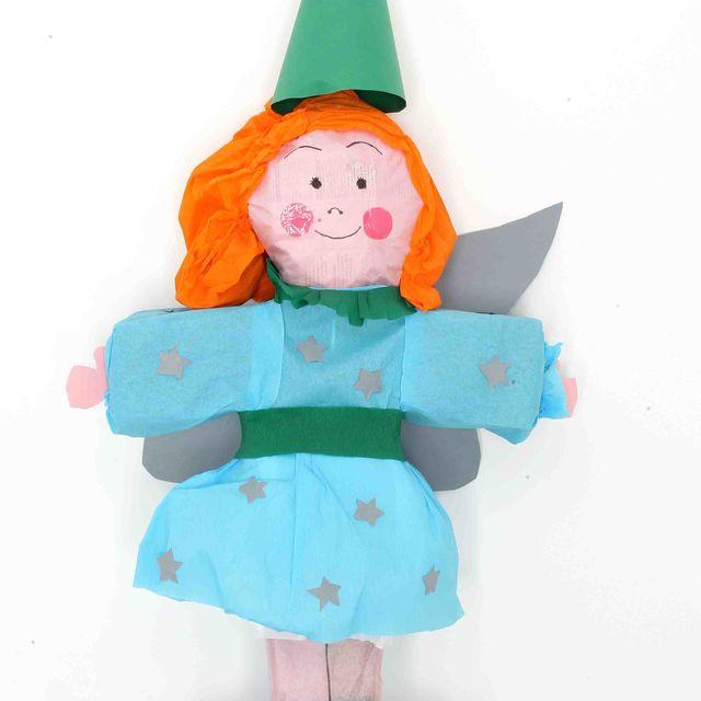 image: Piñata Fairy by macakindelan