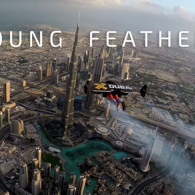 video: Jetman Dubai : Young Feathers 4K by dr-drake